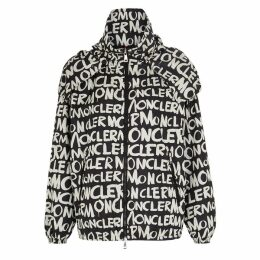 Moncler Hanoi Logo-print Shell Jacket