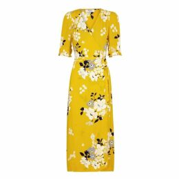 Sea NY Pia Floral-print Wrap Dress