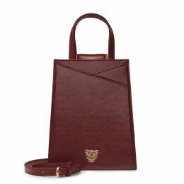 Muse - Polka Dot Plisse Skirt