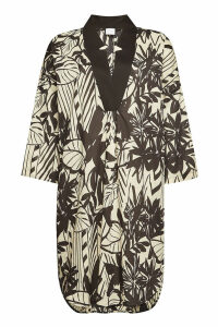 Max Mara Cotton Printed Tunic