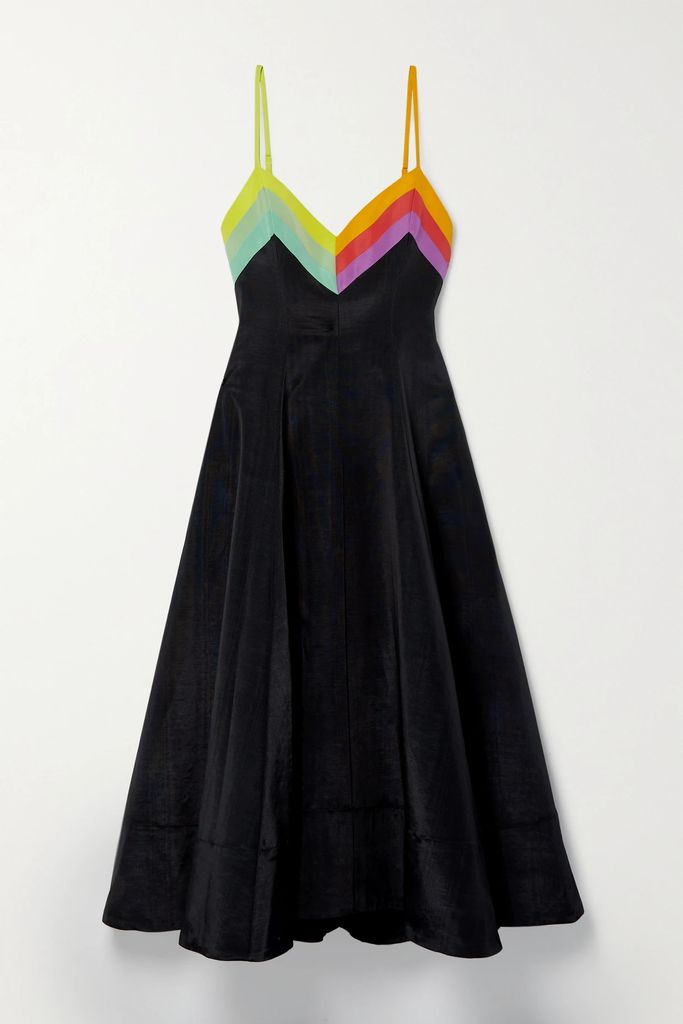 Stella McCartney - Oversized Woven Blazer - Beige