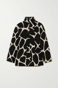 Paco Rabanne - Checked Cotton-blend Dress - Red