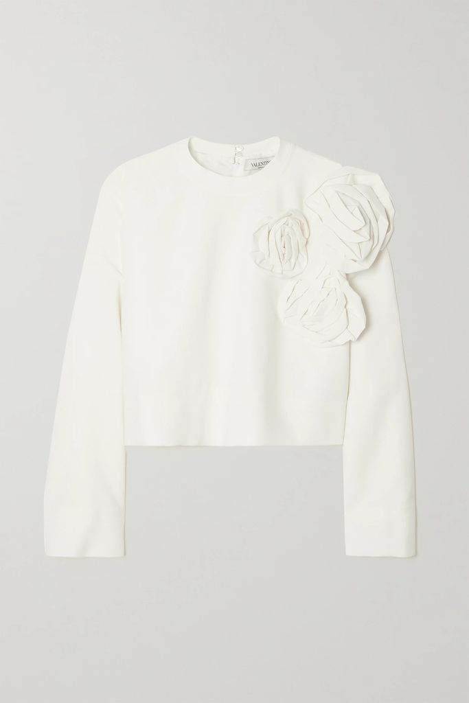 Marni - Asymmetric Draped Cotton-poplin Skirt - White