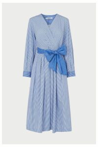 Womens L.K.Bennett Blue Alela Dress -  Blue