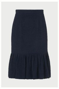 Womens L.K.Bennett Blue Ainsley Skirt -  Blue
