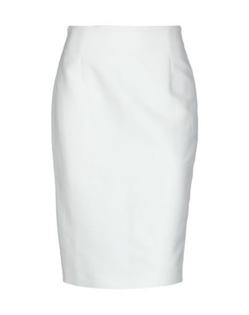 LES COPAINS SKIRTS Knee length skirts Women on YOOX.COM