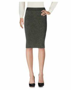REVISE SKIRTS Knee length skirts Women on YOOX.COM