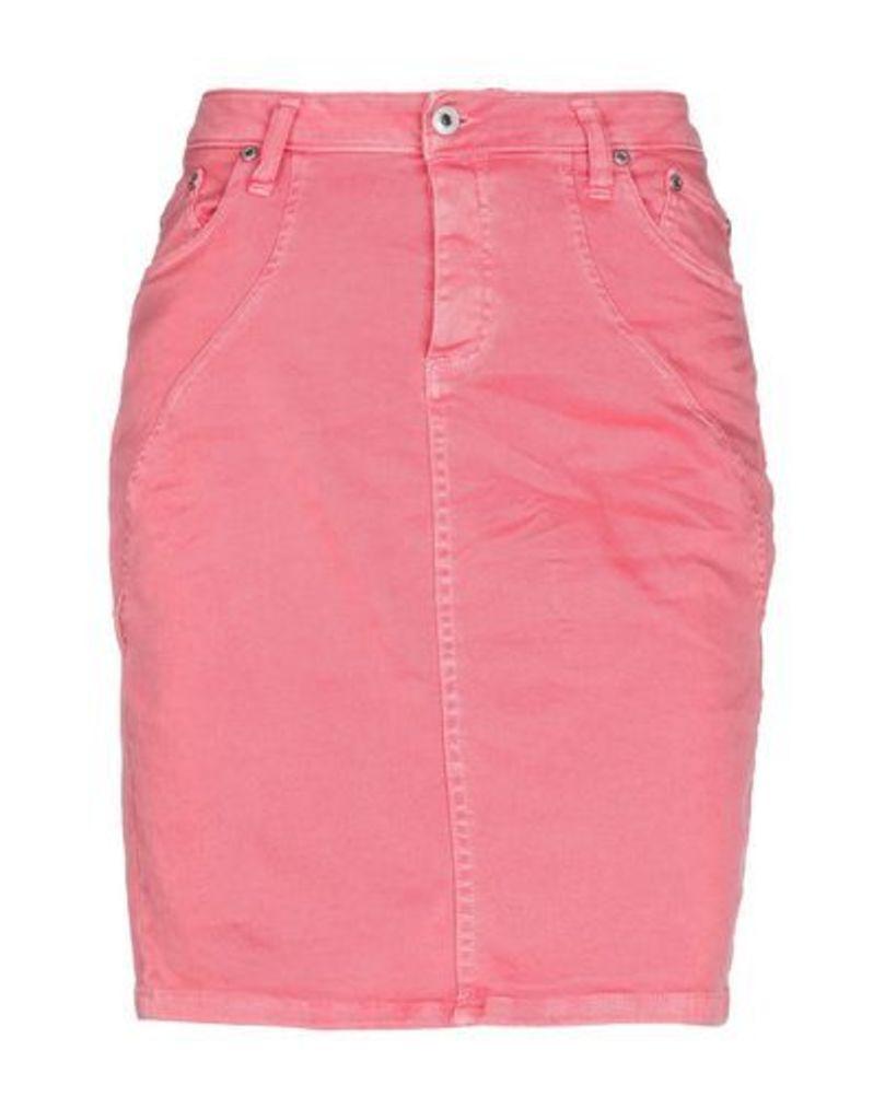 PLEASE SKIRTS Knee length skirts Women on YOOX.COM