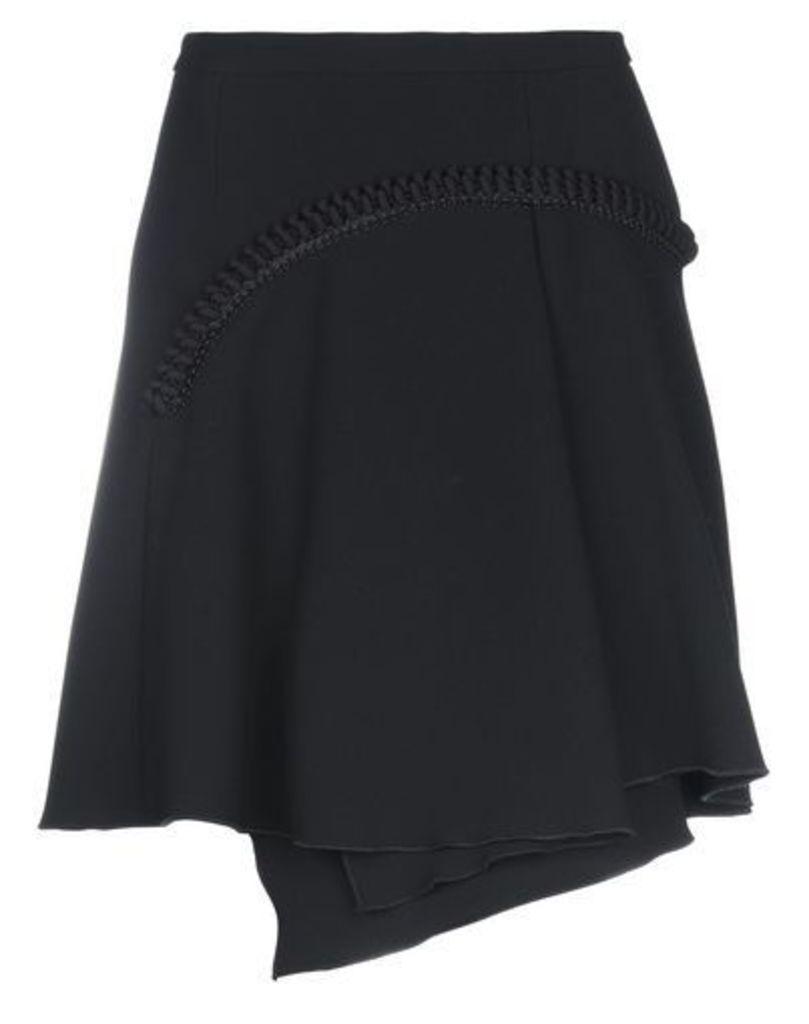 CARVEN SKIRTS Knee length skirts Women on YOOX.COM