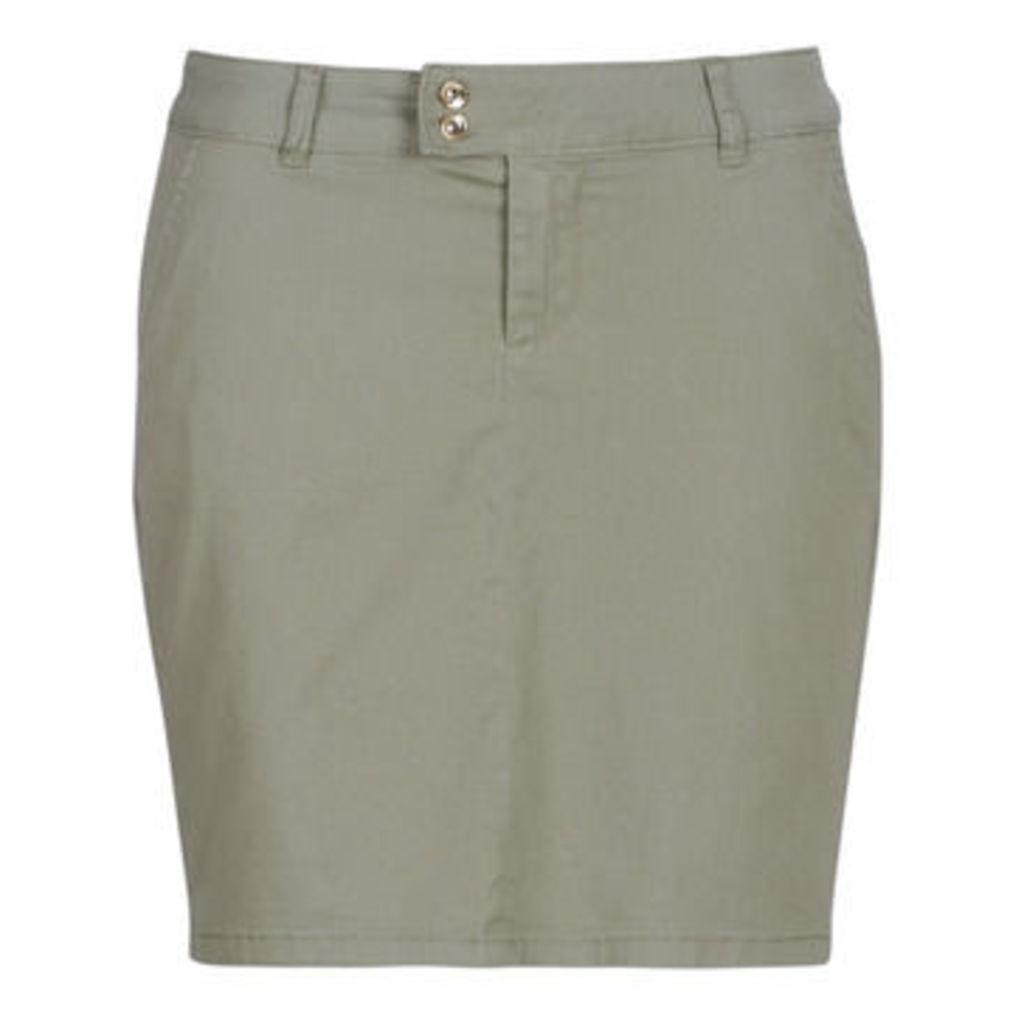 LPB Woman  AZITA  women's Skirt in Green