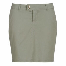 LPB Woman  AZITA  women's Skirt in Green