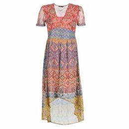 Desigual  NANA  women's Long Dress in Multicolour