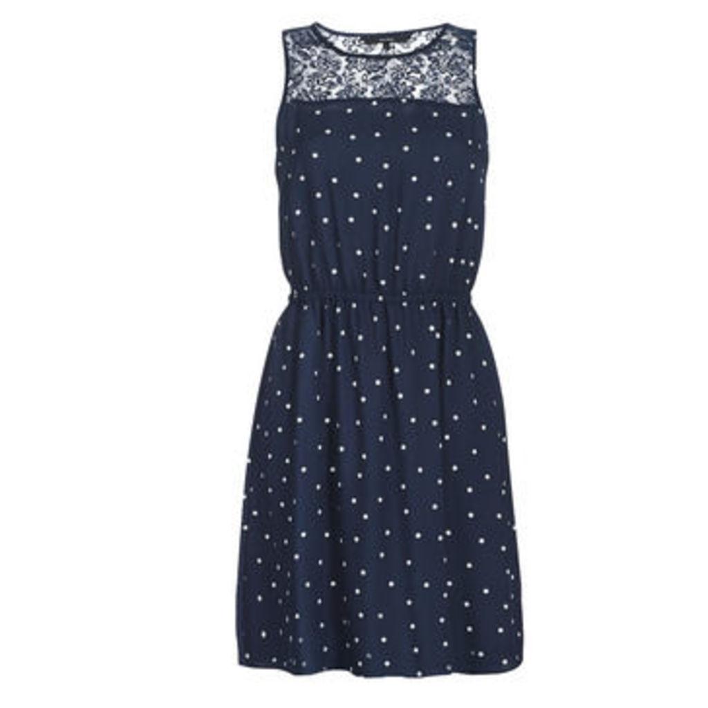 Vero Moda  VMBOCA  women's Dress in Blue