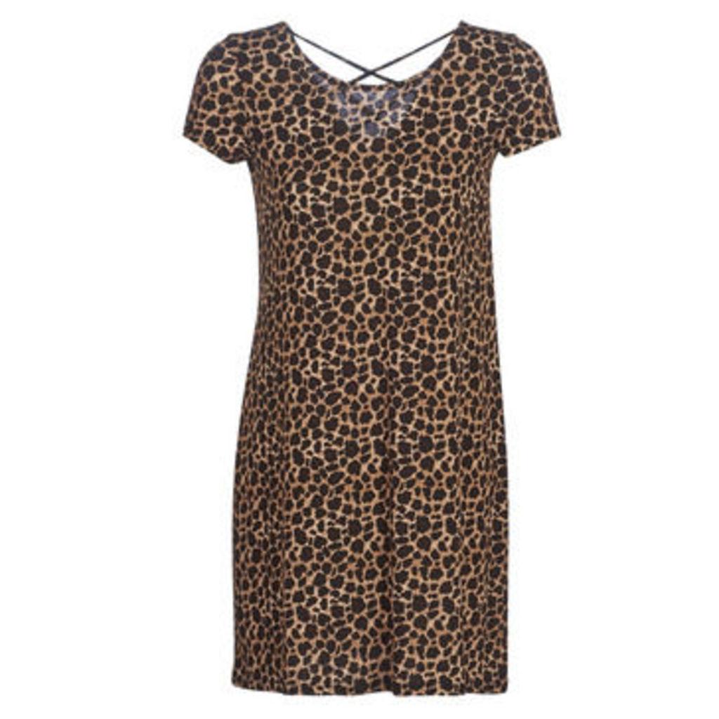 Only  ONLBERA  women's Dress in Brown