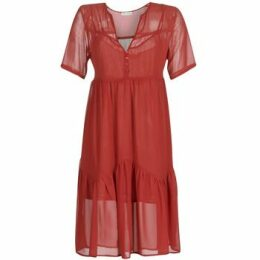 See U Soon  GARAGACE  women's Dress in Red