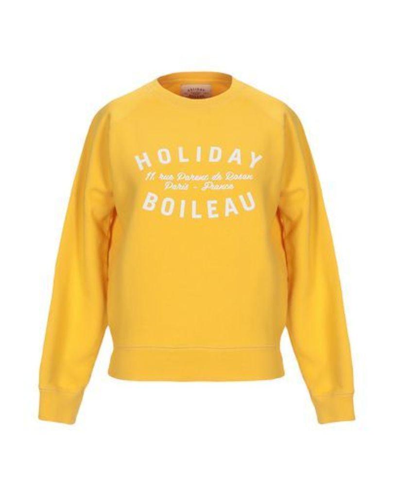HOLIDAY BOILEAU TOPWEAR Sweatshirts Women on YOOX.COM