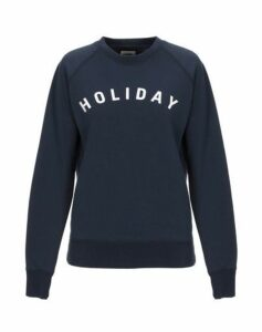 HOLIDAY® TOPWEAR Sweatshirts Women on YOOX.COM