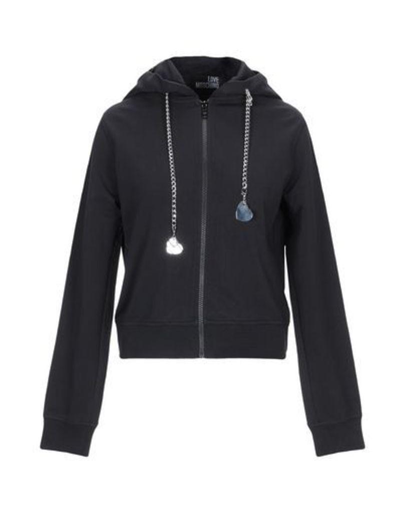 LOVE MOSCHINO TOPWEAR Sweatshirts Women on YOOX.COM
