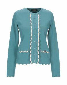 ELISABETTA FRANCHI KNITWEAR Cardigans Women on YOOX.COM