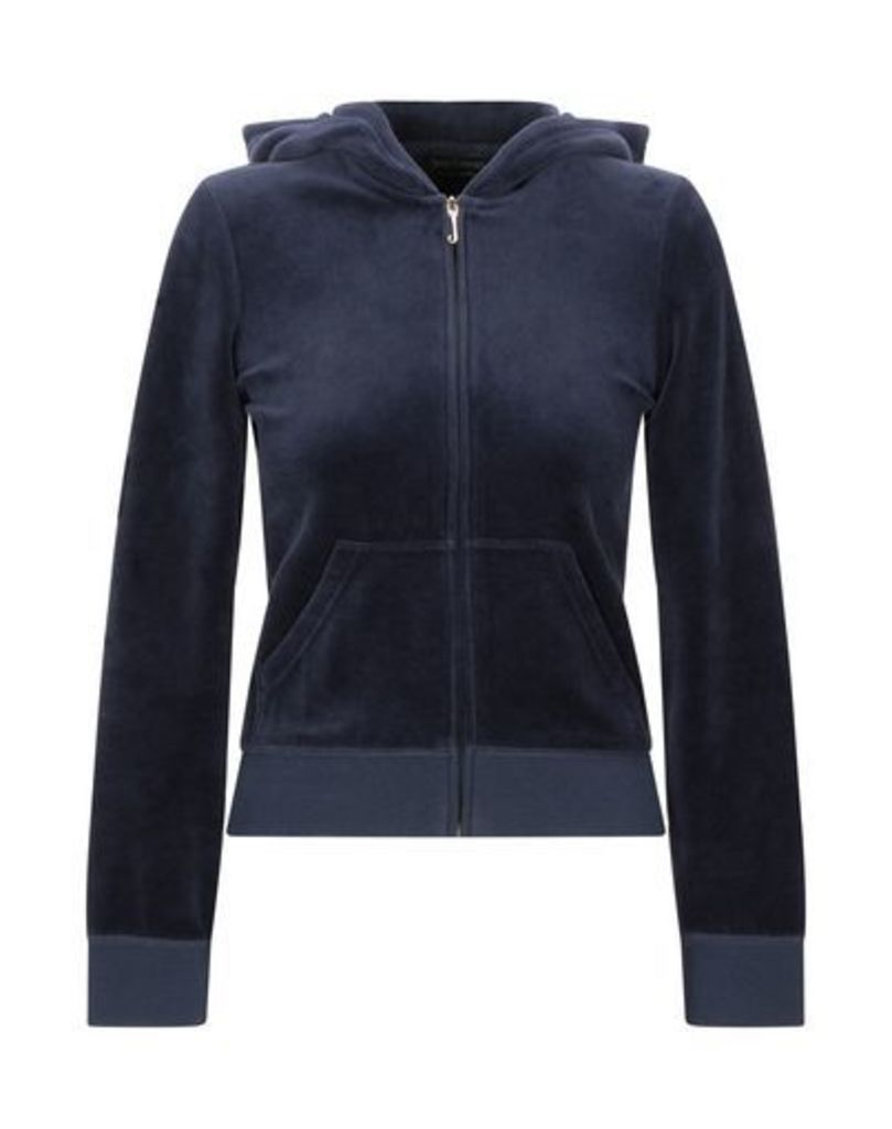 JUICY COUTURE TOPWEAR Sweatshirts Women on YOOX.COM