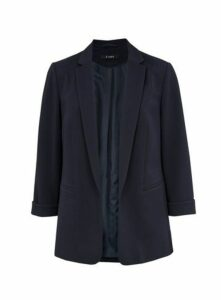 Navy Tailored Jacket, Navy