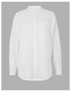 Autograph Pure Linen Shirt