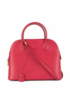Hermès Pre-Owned Bolide 31 2way hand bag - Red
