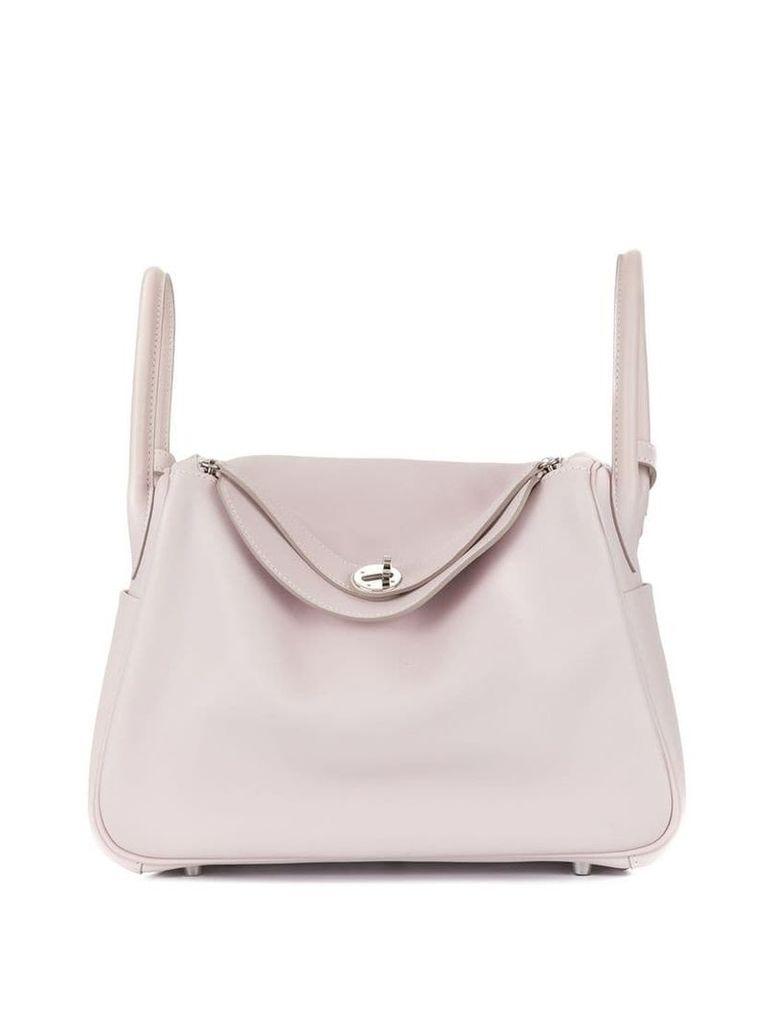 Hermès Vintage Lindy 30 2way handbag - Pink