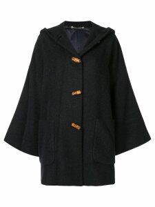 Gucci Pre-Owned longsleeve jacket coat - Blue