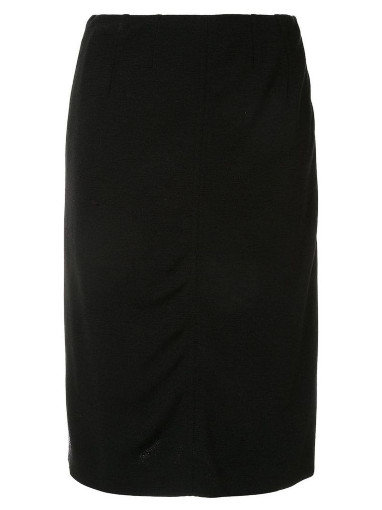 Fendi Pre-Owned skirt - Black