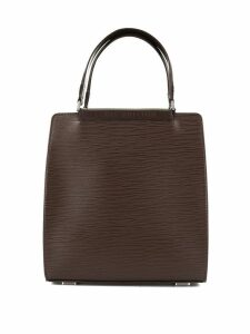 Louis Vuitton Pre-Owned Figari PM hand tote bag - Brown