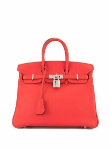 Hermès Pre-Owned Birkin 25 handbag - Red