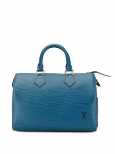 Louis Vuitton Pre-Owned Speedy 25 Epi bag - Blue