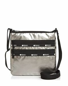 LeSprtsac Medium Candace North/South Nylon Crossbody