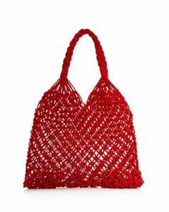 Helen Owen x Aqua Net Crochet Tote - 100% Exclusive