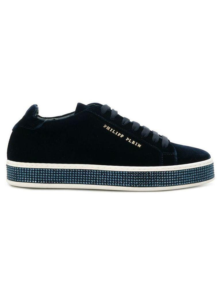 Philipp Plein Hotfix sneakers - Blue