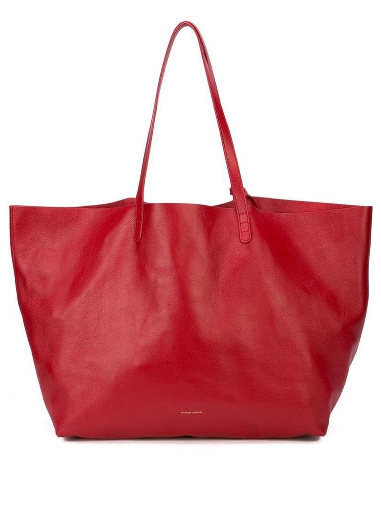 Mansur Gavriel classic tote - Red
