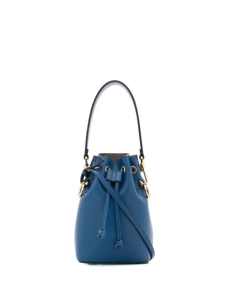 Fendi mini Mon Tresor bag - Blue