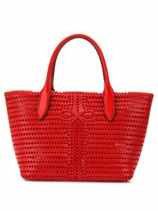 Anya Hindmarch Neeson tote bag - Red
