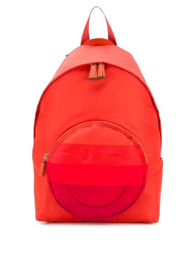 Anya Hindmarch Chubby Wink backpack - Orange