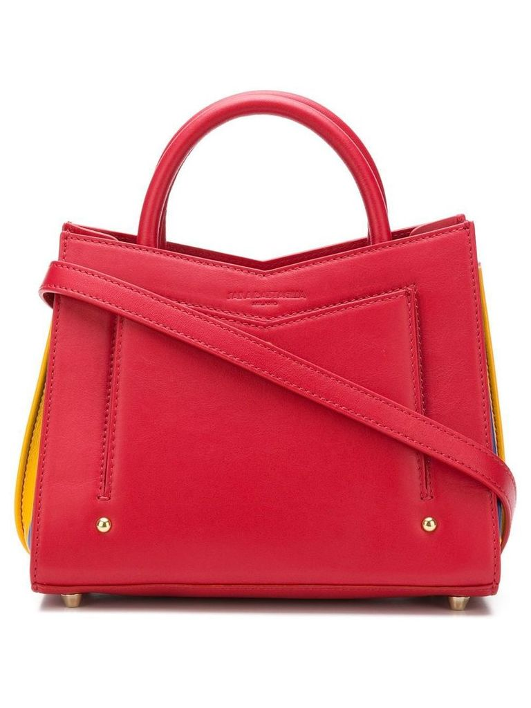Sara Battaglia Toy tote bag - Red
