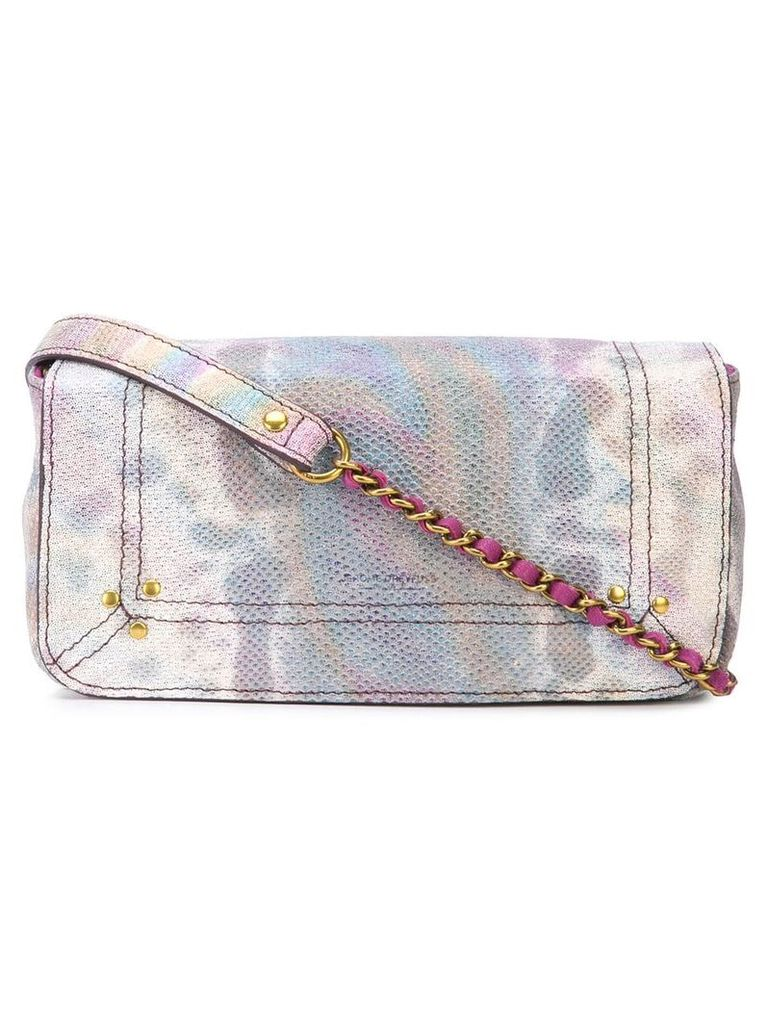 Jérôme Dreyfuss Bob shoulder bag - Multicolour