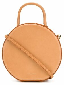 Mansur Gavriel Circle crossbody bag - Brown