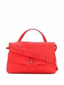 Zanellato satchell tote bag - Red