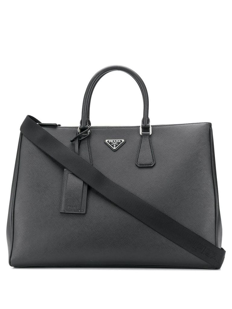 Prada large tote bag - Black