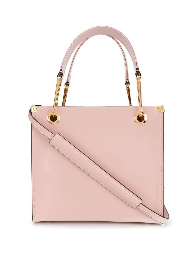 Marni box tote bag - Pink