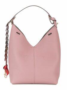 Anya Hindmarch Rose Pink Bucket shoulder bag