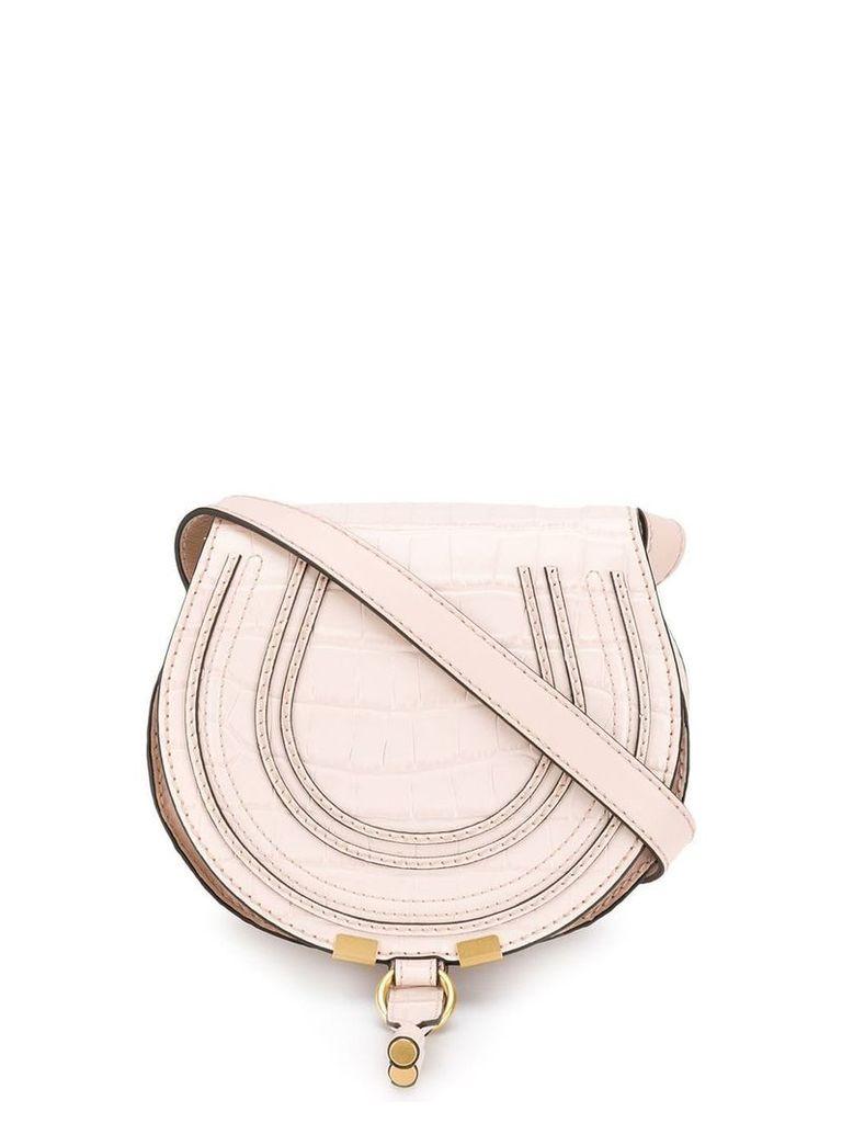 Chloé Marcie shoulder bag - Pink