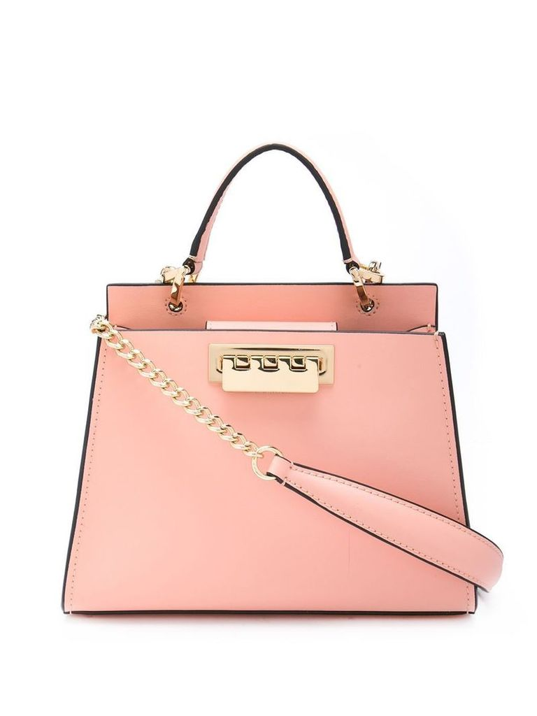 Zac Zac Posen Earthette tote bag - Pink