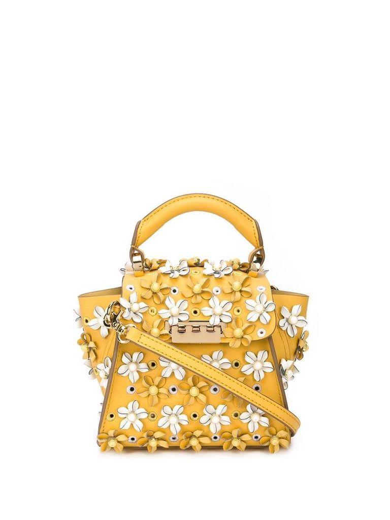 Zac Zac Posen Eartha mini crossbody bag - Yellow